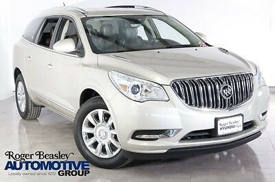 2014 Buick Enclave Premium Sport Utility 4-Door 2014 BUICK ENCLAVE LEATHER NAV HEATED/AC SEATS REAR CAM