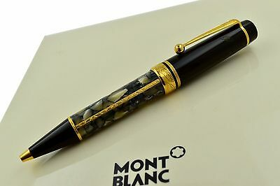 Montblanc Writers Limited Edition 1996 Alexandre Dumas Ballpoint Pen Fathers Sig