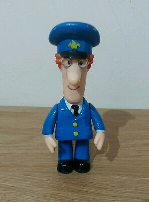 Postman Pat Figure 2004 Toy Approx 4""