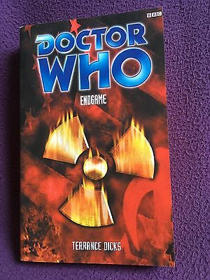 Doctor Who: Endgame by Terrance Dicks (1st Edition Paperback, 2000)