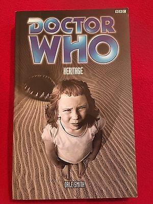 Doctor Who: Heritage by Dale Smith (Paperback, 2002, 1st Edition)