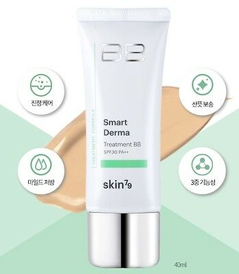 SKIN79 BB Cream Smart Derma Mild Treatment SPF 30 PA+++ 40ml