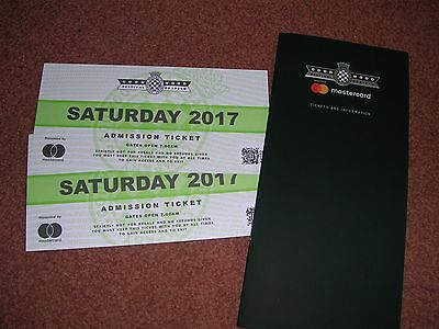 Goodwood Festival Of Speed Tickets 2017/saturday/x2.