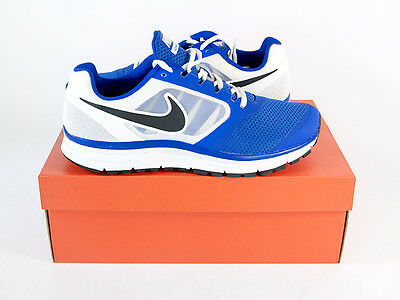 2dd78a13d6b3 NEW PAIR OF Nike Air Zoom Vomero+ 8 31 Size US Mens 9.5 Blue White ...