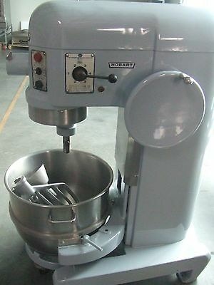 Hobart 80 Quart Mixer M# L-800 208V/3Ph Refurbished
