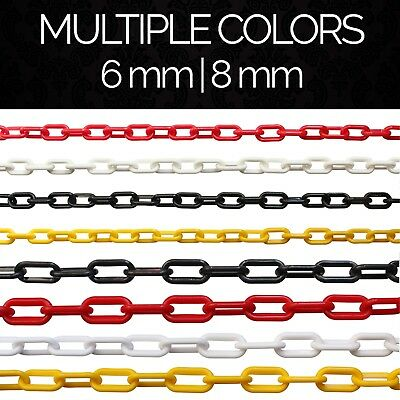 Decorative Plastic Chain #55 for Crowd Control, Home Decor | (1 yard or 3 ft)