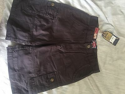 Boys Lee Cooper Shorts Age 7-8