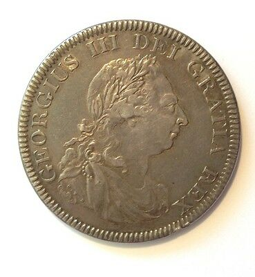 Great Britain ,1804 ,Bank Of England ,5 Dollar Shilling, Silver,High Grade Coin