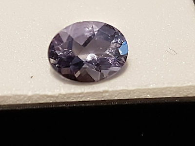 Natural oval cut Iolite 1.01ct