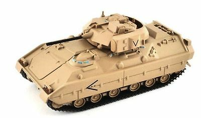 1/72 US Army M2 Bradley IFV Diecast Combat Vehicles of the World