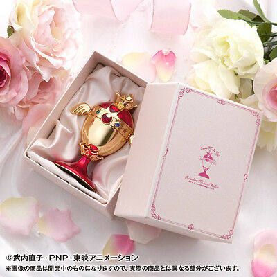 New BANDAI Sailor Moon Antique Style Clip Case Prism Stationery From Japan F/S
