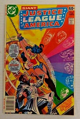 Justice League America JLA #151 (1978) High Grade Comic Book NM Z141