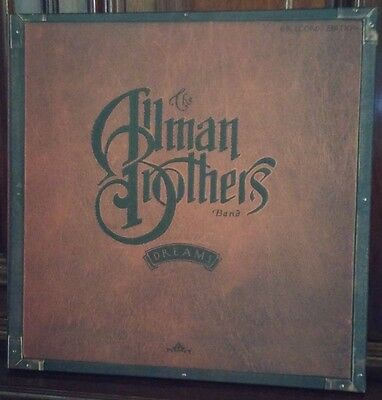 "BOX SET 6xLP - THE ALLMAN BROTHERS BAND - ""DREAMS"""