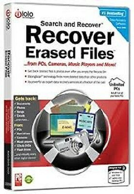 iolo System Mechanic Search and Recover brand new still in box 2 on offer