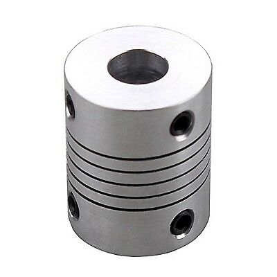5x8mm Motor Jaw Shaft Coupler Flexible Coupling Connector 5/16