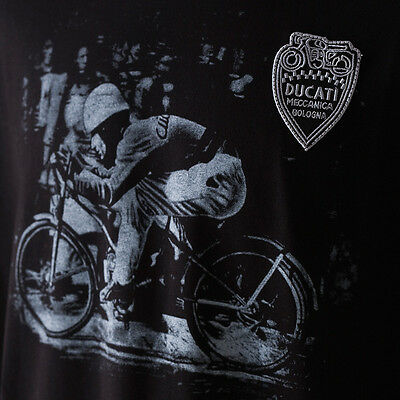 Ducati Performance Retro T-Shirt X-Small #987679902