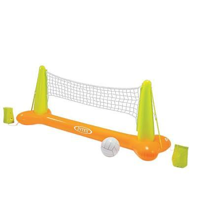 Volleyball Pool Game Toys Intex Pool Volleyball Game New