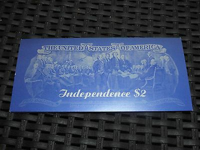 1995 Series $2 Star Note Low # F 00403013 *