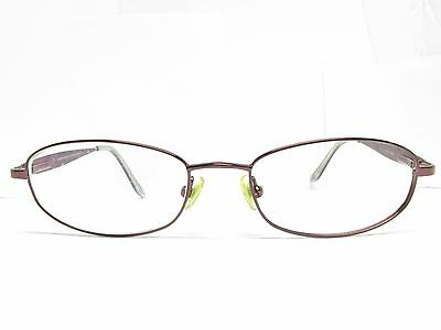 AUTHENTIC CHELSEA MORGAN CM810 EYEGLASSES Eyewear FRAMES 51-17-135 ...