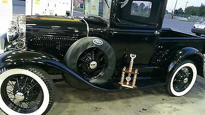 1930 Ford Model A 2 door pickup 1930 FORD MODEL A PICKUP