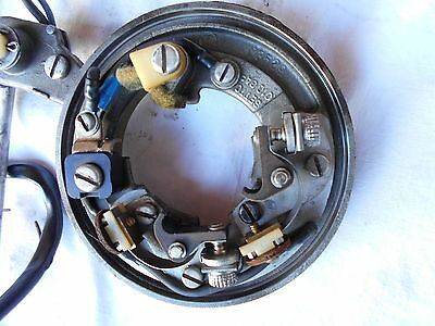 Johnson 85 HP Outboard Evinrude Points Ignition Electric Hydro Drive 1969 OMC