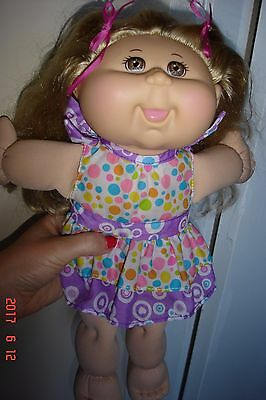 cabbage patch doll lot 2