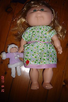 cabbage patch doll lot 8