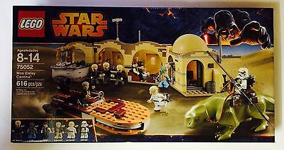 LEGO. STAR WARS. 75052. MOS EISLEY CANTINA. New In Box. Factory Sealed.