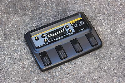 1980s Maxon PUE-3B Bass Vintage Multi FX Effects Pedal