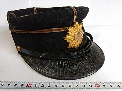 WWII Japanese Military Imperial Army Soldier's Dress uniform Hat Cap-M-