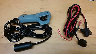 Warn ATV SXS remote winch control