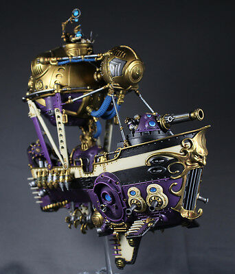 Pro Painted Kharadron Overlords Arkanaut Ironclad - Age of Sigmar