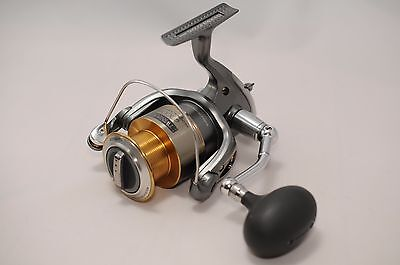 SHIMANO TWIN POWER 4000 HG Spinning Reels USED from Japan #D031