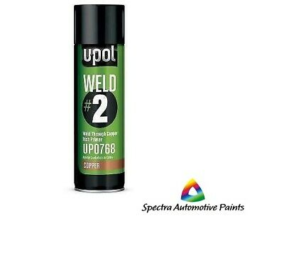 U-Pol Weld #2 Weld Through Copper Rich Primer U-Pol Car Body Repair