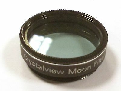 "New for 2012 - Ostara Crystalview 1.25"" Moon / Skyglow filter for telescope e..."