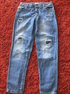 girls jeans size 14 new no tags