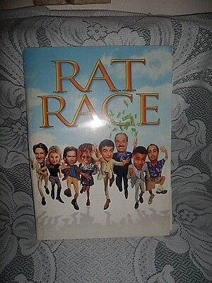 RAT RACE  Movie Press Information Kit Folder with Photos