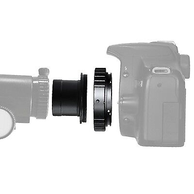 Solomark Telescope Camera Lens Mount Adapter Kit T Mount and 1.25inch T Ring ...