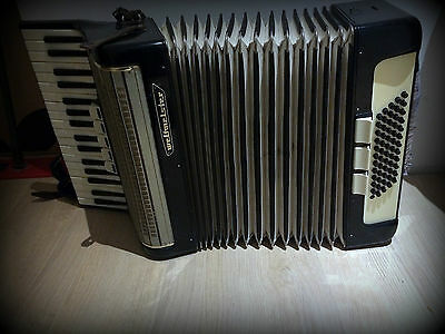 WELTMEISTER ® Akkordeon inkl. Koffer/ WELTMEISTER® accordion incl. original case
