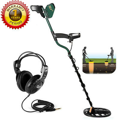 Professional Metal Detector Gold Finder 2 3.8 Inch LCD Screen Sensitivity Adjust