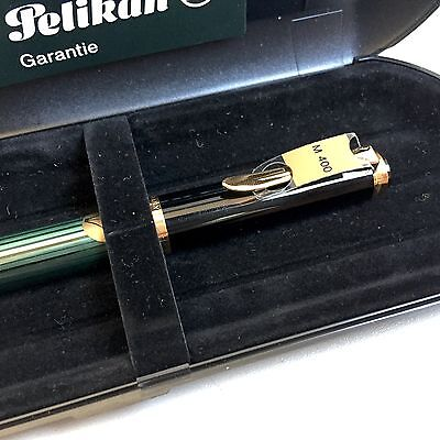 Vintage Pelikan M 400 Fountain Pen; 14 C F