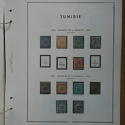 Collection Tunisia (The Plus Thick Values) The Start Has 1920 Side
