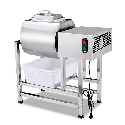 20L Stainless Steel Meat Salting Machine/Meat Poultry Tumbler Machine 220V Y