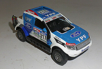 1/43 Ford Ranger (2015) Diecast Pick Up Rally #317
