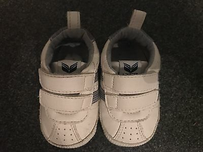 Boys Next Baby Shoes/Trainers, 0-3 Months, Pram Shoes