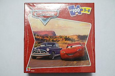 Disney Pixar The World of Cars 100 Piece Puzzle [Toy]
