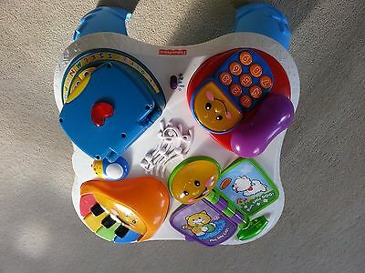 Fisher Price Laugh & Learn Activity Table - Musical