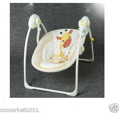 Fashion Security Comfortable Baby Swing Chair/Baby Rocking Chair HL2