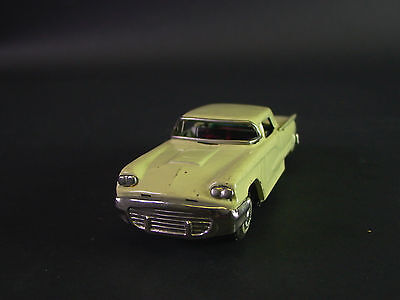 altes Blechauto - Cadillac ? - Made in Japan - 14cm