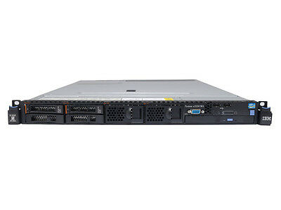 791473G - IBM SYSTEM x3550M4 12C E5-2695V2 2.4GHz 30MB 8GB 0HDD